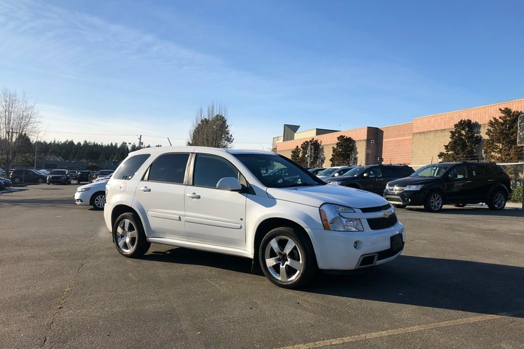 2008 Chevrolet Equinox Sport for sale in Surrey, British Columbia