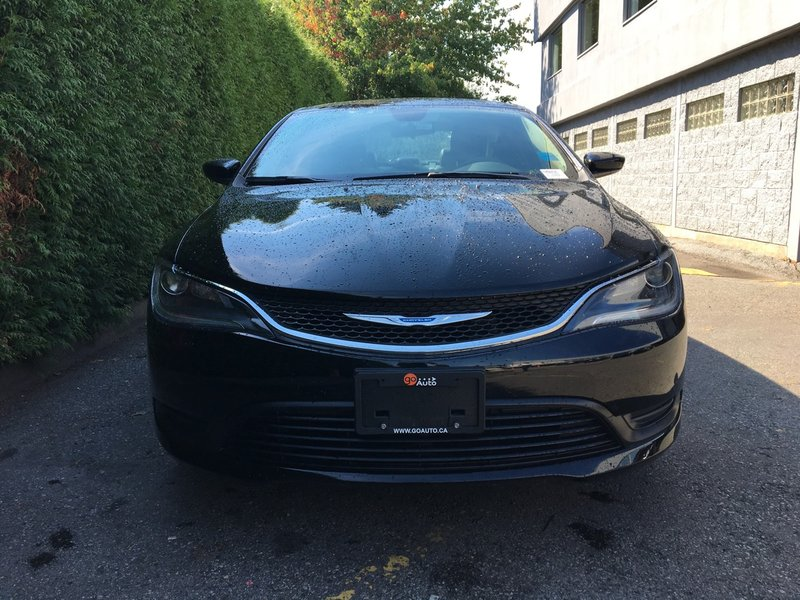 2016 Chrysler 200 for sale in Surrey, British Columbia