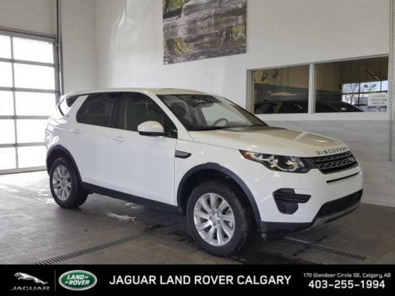 2017 Land Rover Discovery Sport for sale in Calgary, Alberta