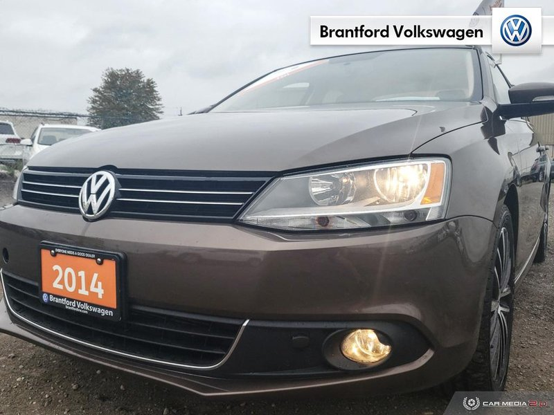 2014 Volkswagen Jetta Sedan for sale in Brantford, Ontario