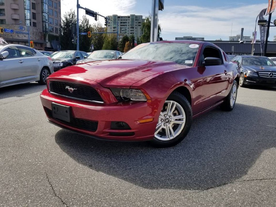 2014 ford mustang for sale in richmond british columbia