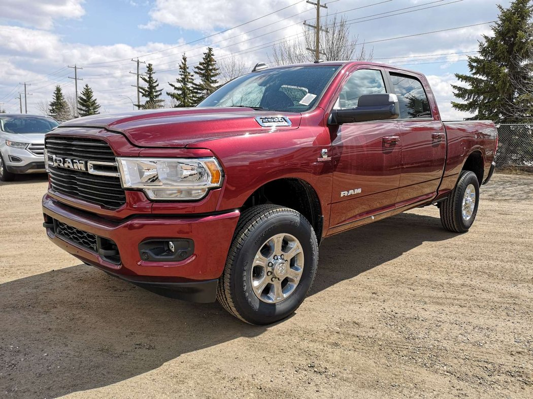 Ram 2500 For Sale >> 2019 Ram 2500 For Sale In Red Deer