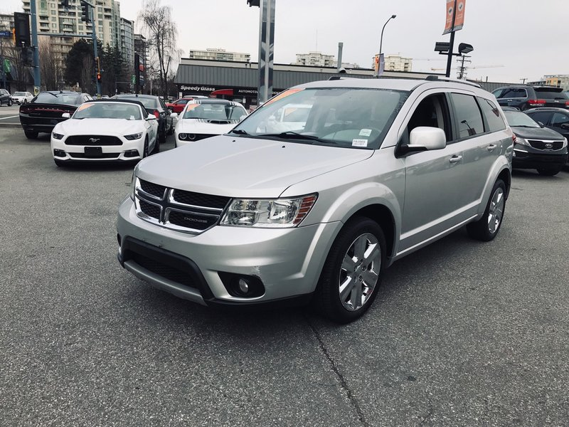 2011 Dodge Journey for sale in Richmond, British Columbia