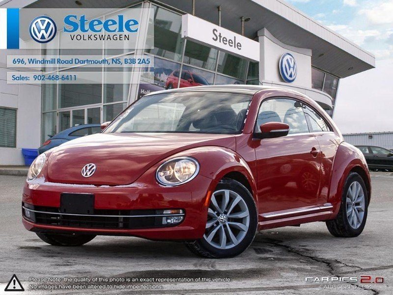 2016 Volkswagen Beetle Coupe for sale in Dartmouth, Nova Scotia