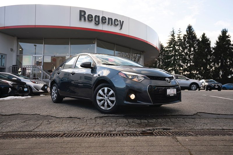 2016 Toyota Corolla for sale in Vancouver, British Columbia