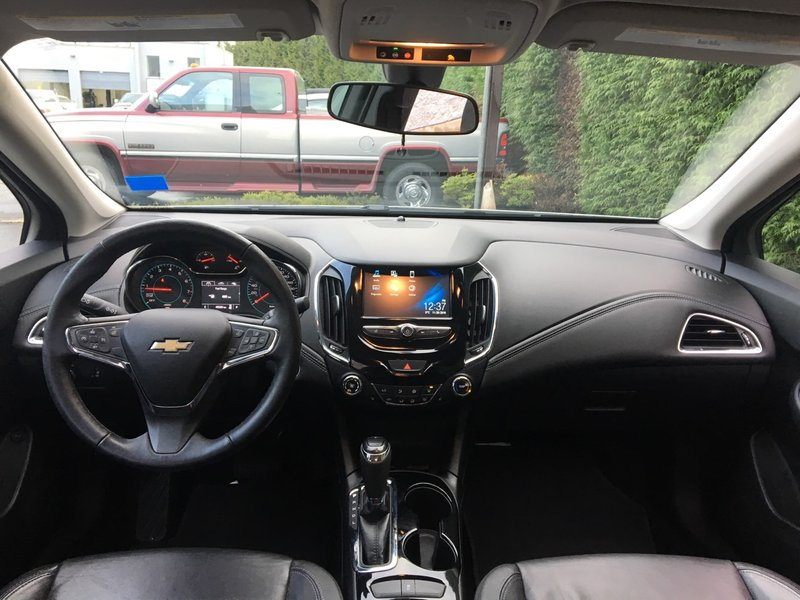 2017 Chevrolet Cruze for sale in Surrey, British Columbia