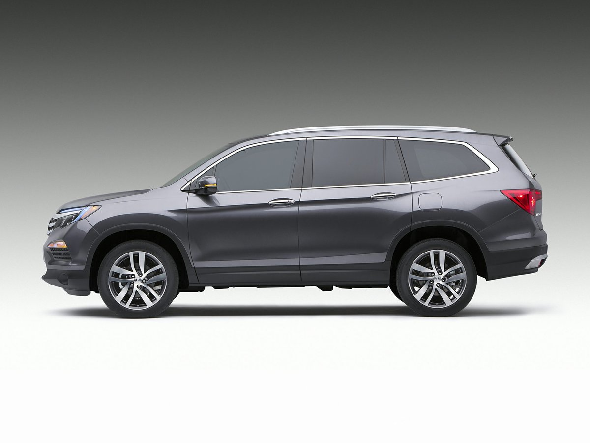 2018 Honda Pilot for sale in Penticton, British Columbia