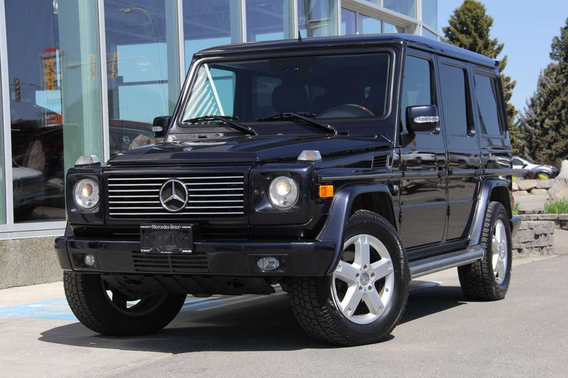 2008 Mercedes-Benz G-Class for sale in Kamloops, British Columbia