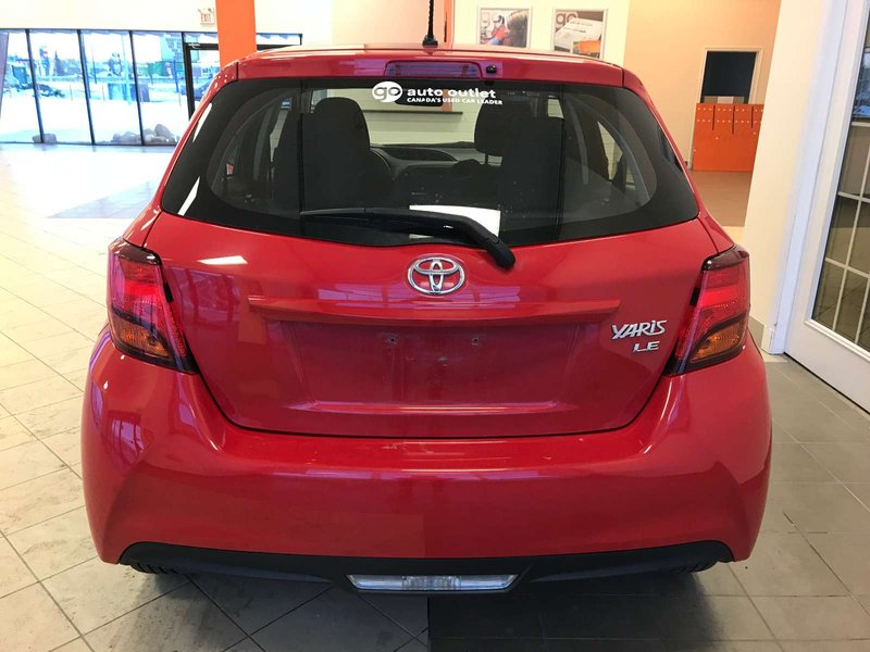 2016 Toyota Yaris for sale in Red Deer, Alberta