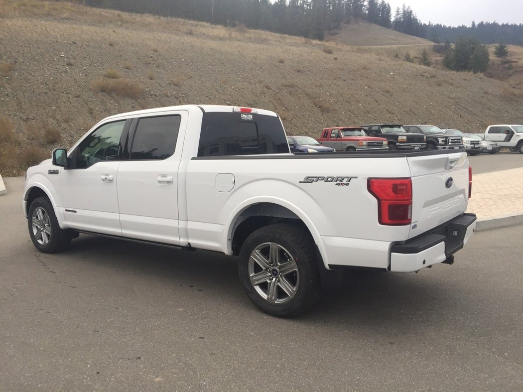 2018 ford f 150 for sale in williams lake british columbia
