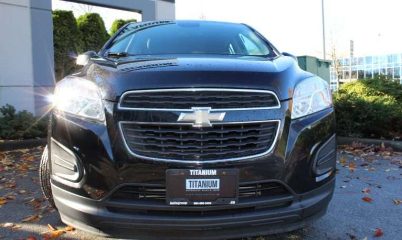2014 Chevrolet Trax for sale in Langley, British Columbia