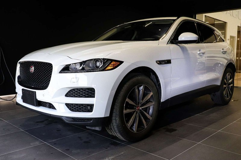 2018 Jaguar F-PACE for sale in London, Ontario
