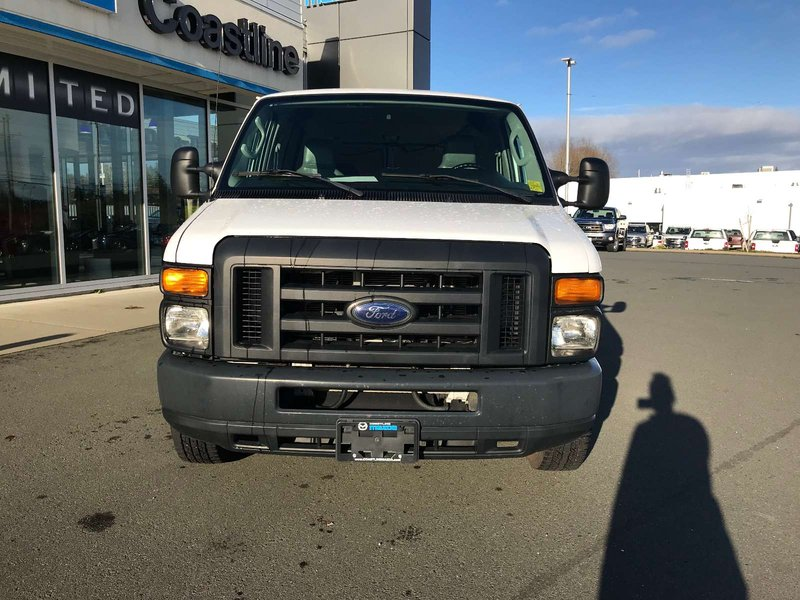 2014 Ford Econoline Cargo Van for sale in Campbell River, British Columbia