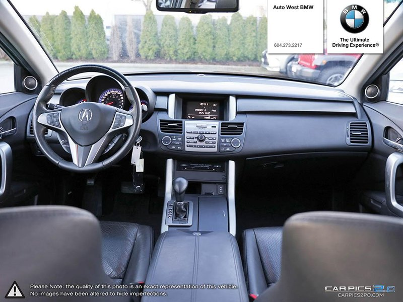 2012 Acura RDX for sale in Richmond, British Columbia