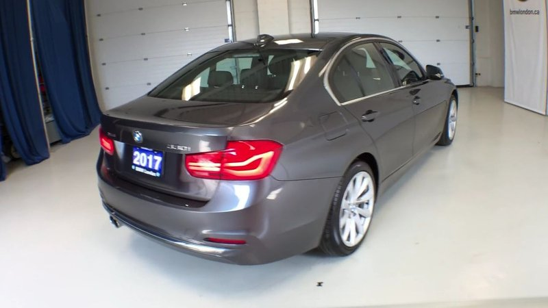 2017 BMW 3 Series for sale in London, Ontario