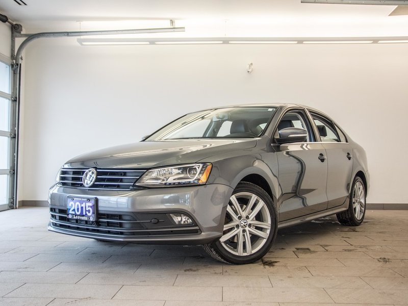 2015 Volkswagen Jetta Sedan for sale in London, Ontario