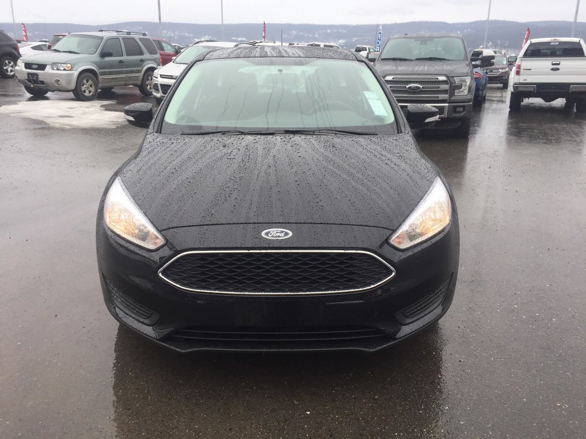 2018 Ford Focus for sale in Williams Lake, British Columbia