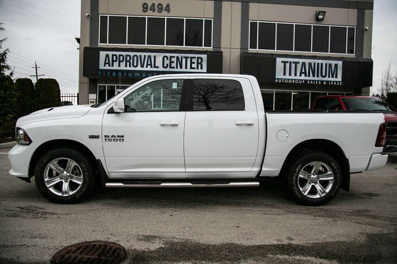 2018 Ram 1500 for sale in Langley, British Columbia