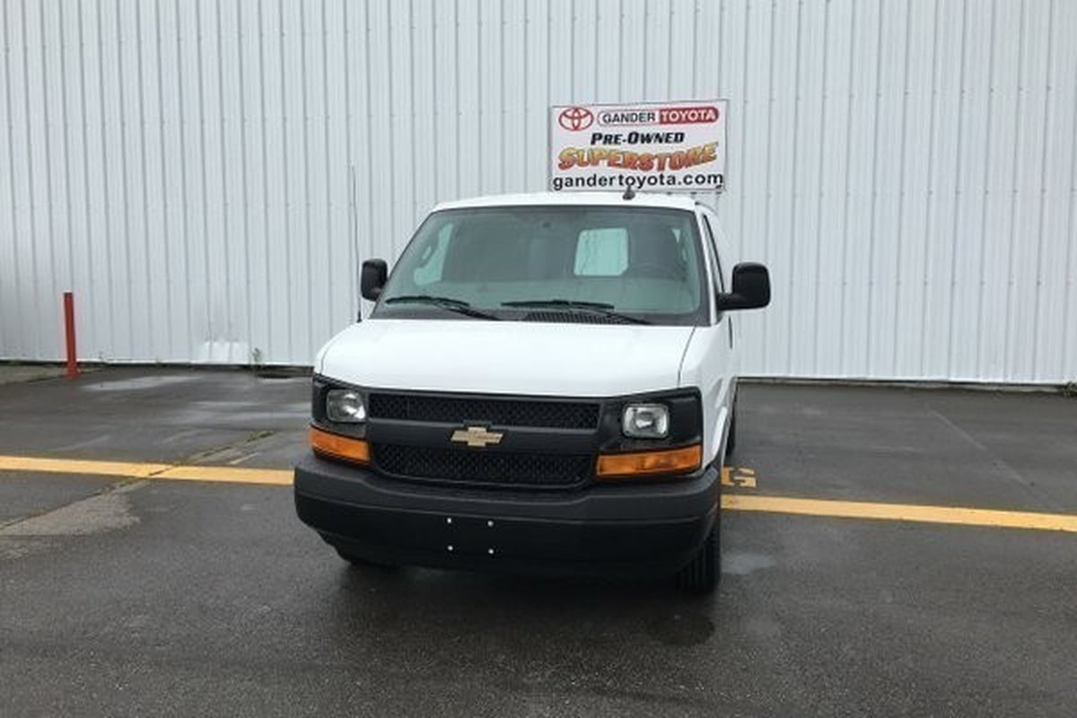 2017 Chevrolet Express Cargo Van for sale in Gander, Newfoundland and Labrador