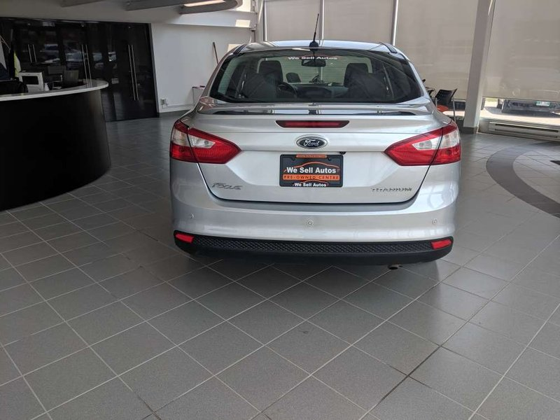 2012 Ford Focus for sale in Winnipeg, Manitoba