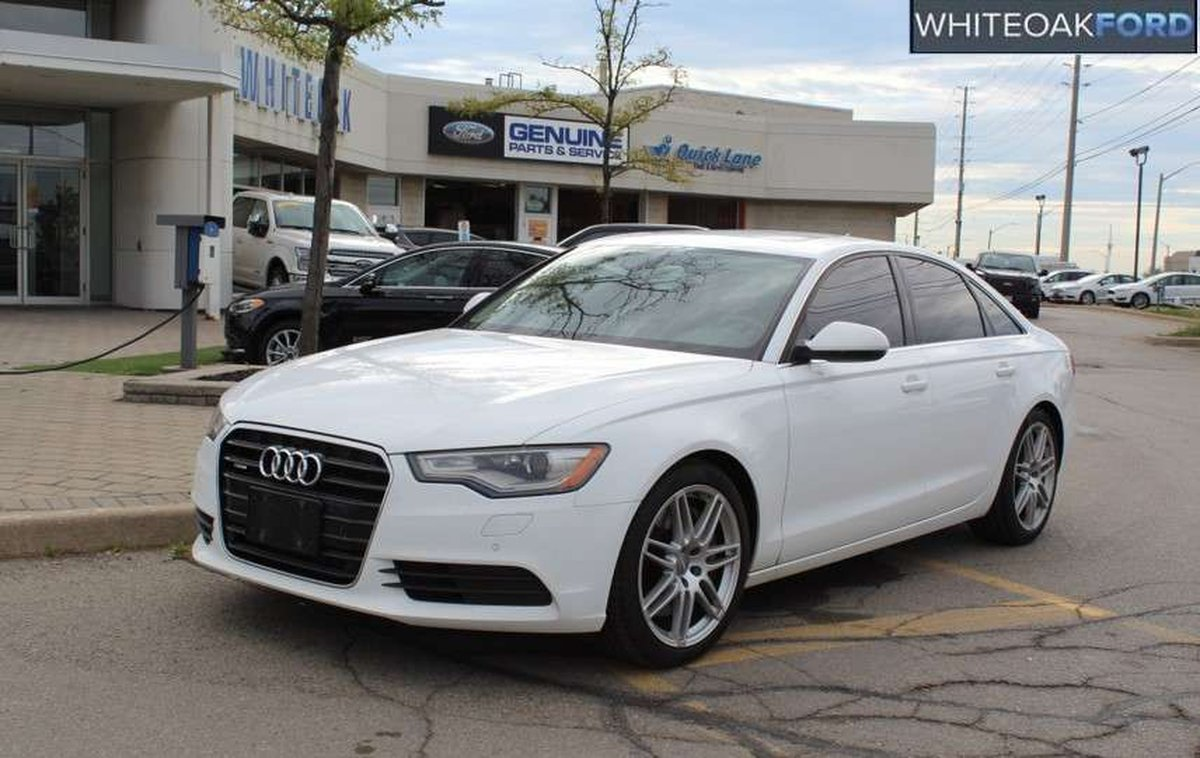 Audi A For Sale In Mississauga - Audi a6 for sale