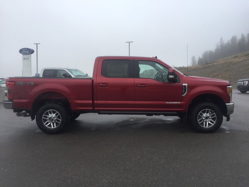2019 Ford Super Duty F-350 SRW for sale in Williams Lake, British Columbia