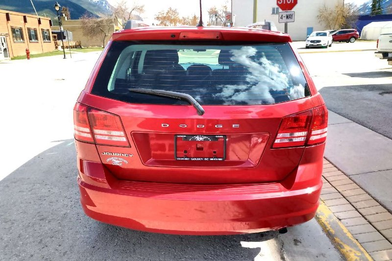 2012 Dodge Journey for sale in Golden, British Columbia