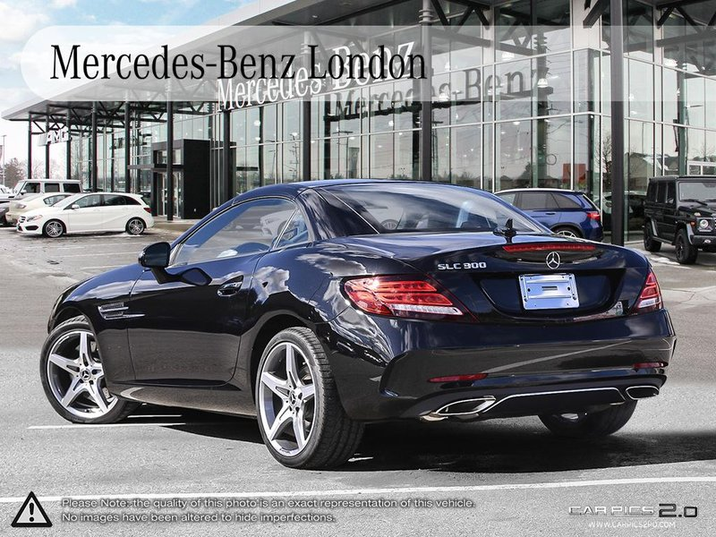 2017 Mercedes-Benz SLC for sale in London, Ontario