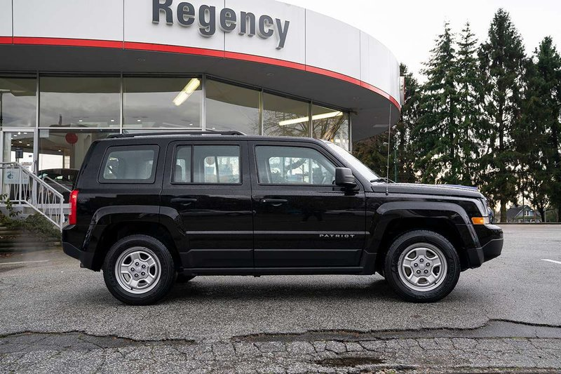 2017 Jeep Patriot for sale in Vancouver, British Columbia