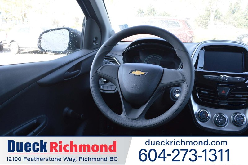 2018 Chevrolet Spark for sale in Richmond, British Columbia