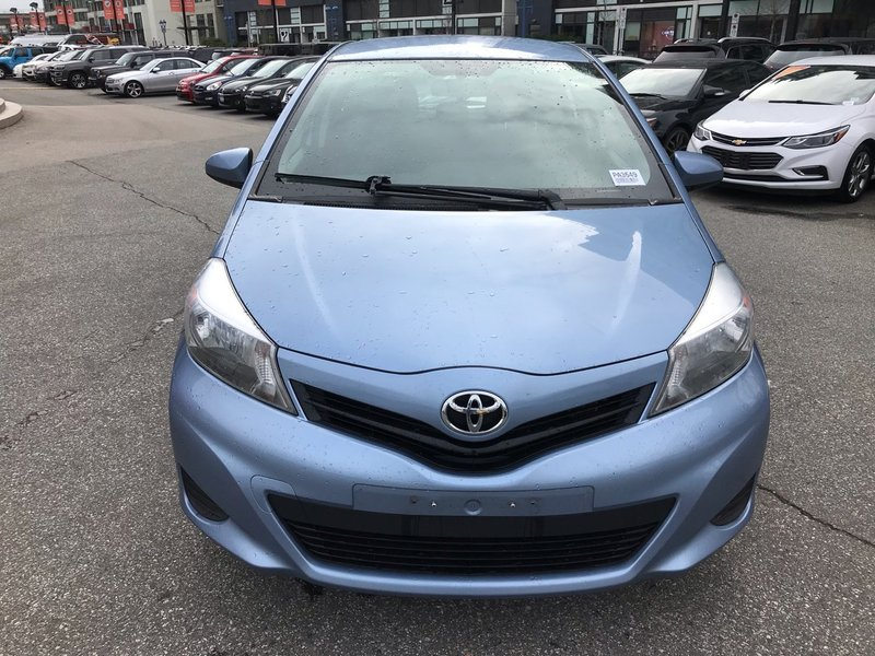 2014 Toyota Yaris for sale in Richmond, British Columbia
