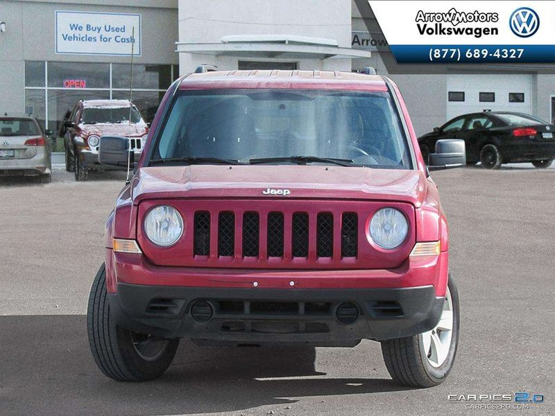 2012 Jeep Patriot for sale in Cranbrook, British Columbia