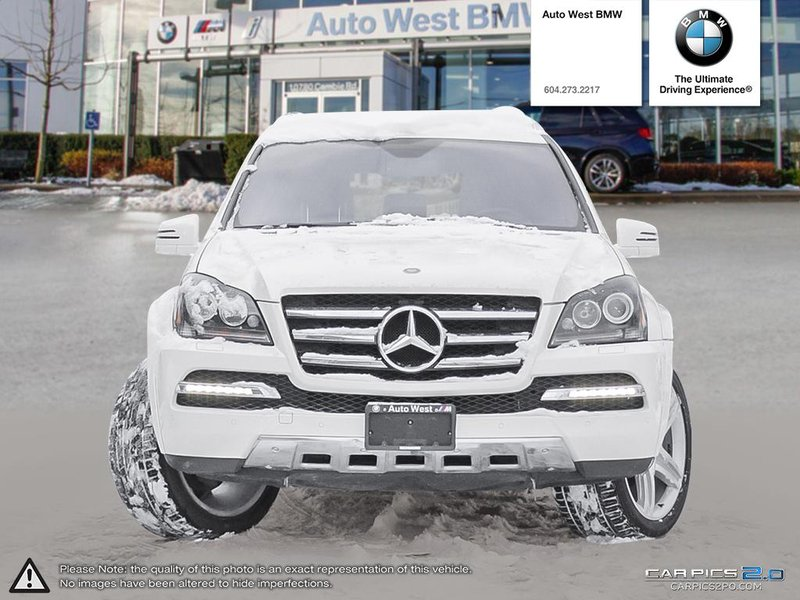 2012 Mercedes-Benz GL for sale in Richmond, British Columbia