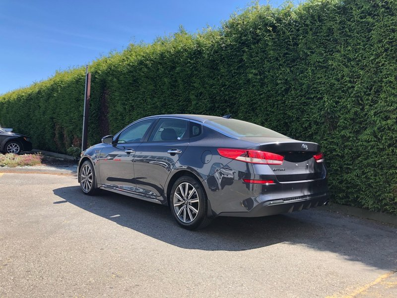 2019 Kia Optima for sale in Surrey, British Columbia