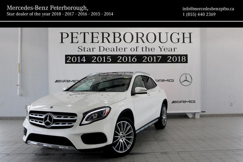 2019 Mercedes-Benz GLA for sale in Peterborough, Ontario