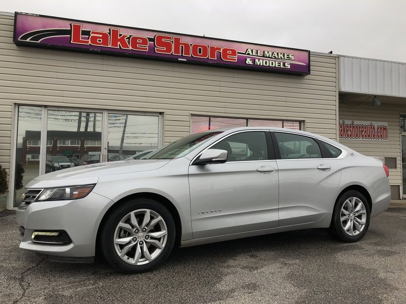 2018 Chevrolet Impala for sale in Tilbury, Ontario