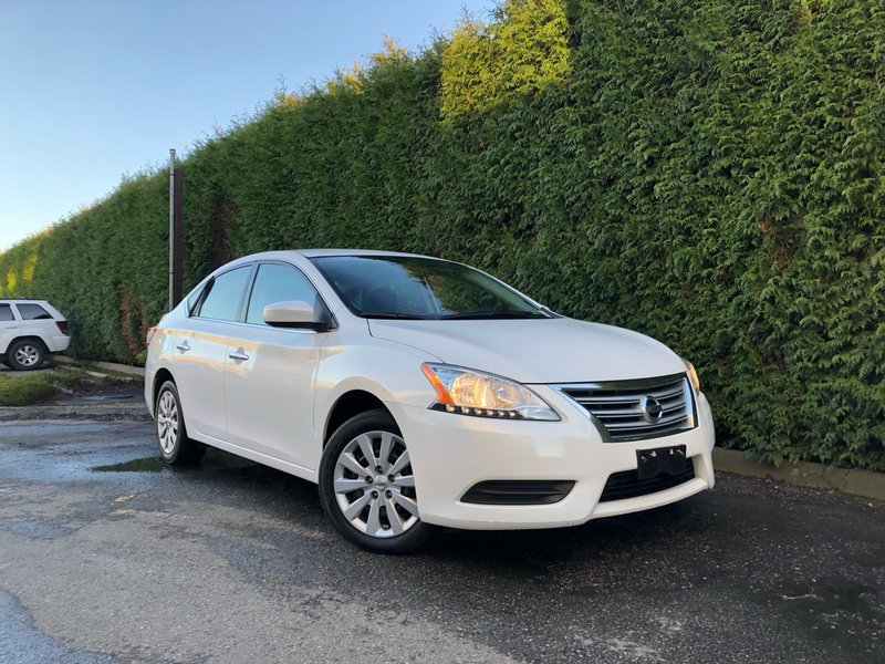 2015 Nissan Sentra for sale in Surrey, British Columbia