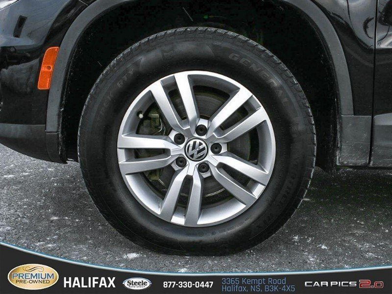 2015 Volkswagen Tiguan for sale in Halifax, Nova Scotia