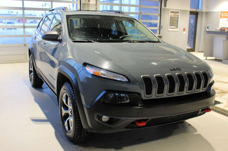 2015 Jeep Cherokee for sale in Spruce Grove, Alberta