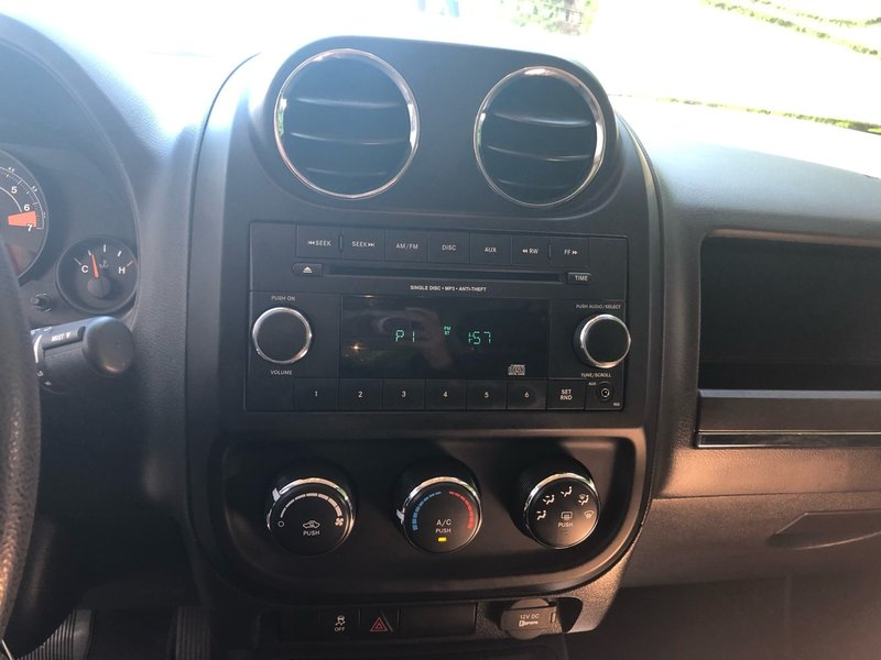 2015 Jeep Patriot for sale in Surrey, British Columbia