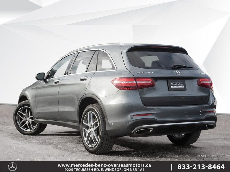 2016 Mercedes-Benz GLC for sale in Windsor, Ontario
