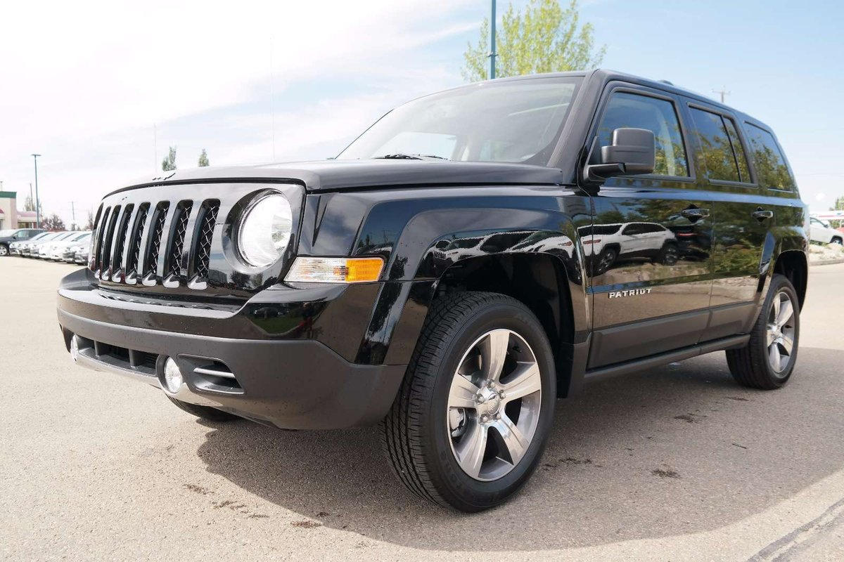 2017 Jeep Patriot for sale in Edmonton, Alberta