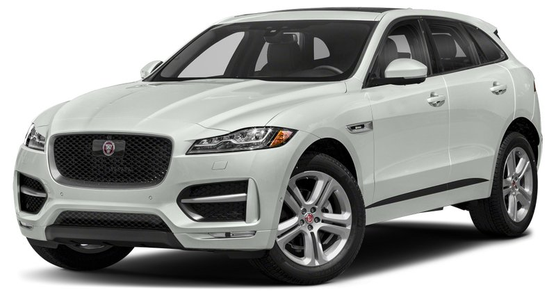 2018 Jaguar F-PACE for sale in Victoria, British Columbia