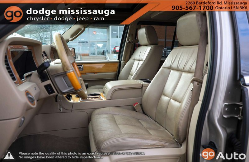2007 Lincoln Navigator for sale in Mississauga, Ontario
