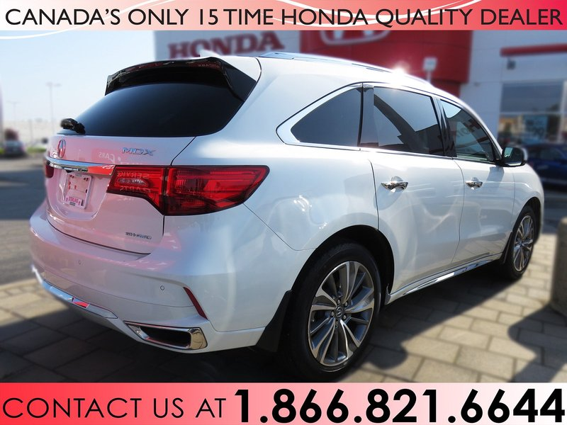 2017 Acura MDX for sale in Hamilton, Ontario
