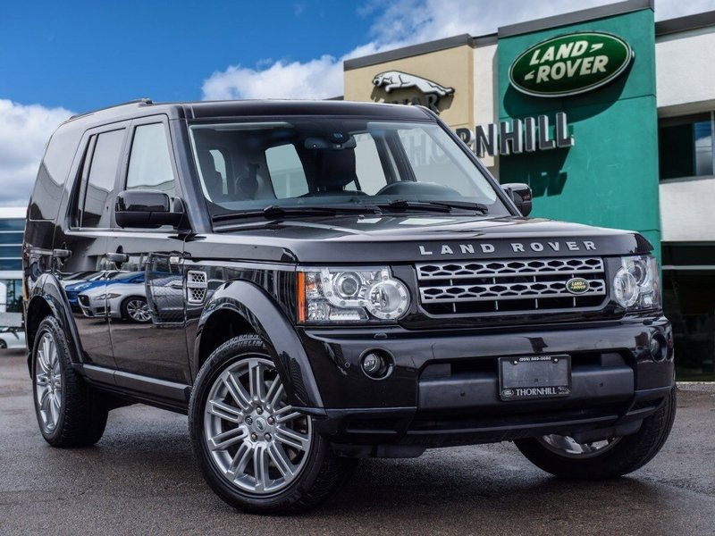 2010 Land Rover LR4 for sale in Thornhill, Ontario