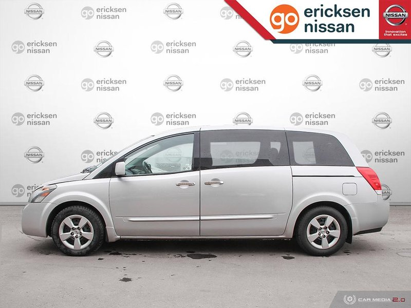 2008 Nissan Quest for sale in Edmonton, Alberta