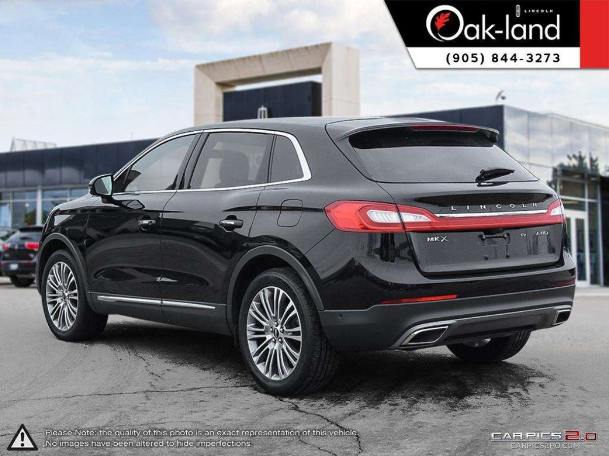 2017 Lincoln MKX for sale in Oakville, Ontario