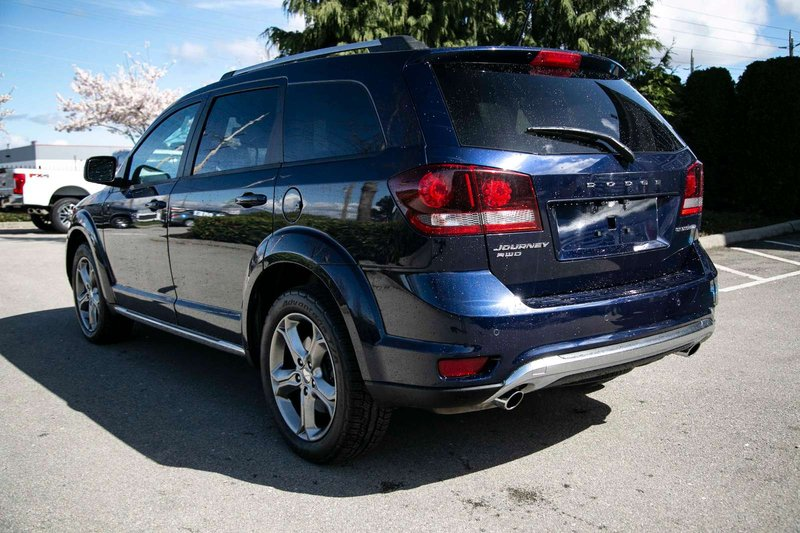 2017 Dodge Journey for sale in Langley, British Columbia