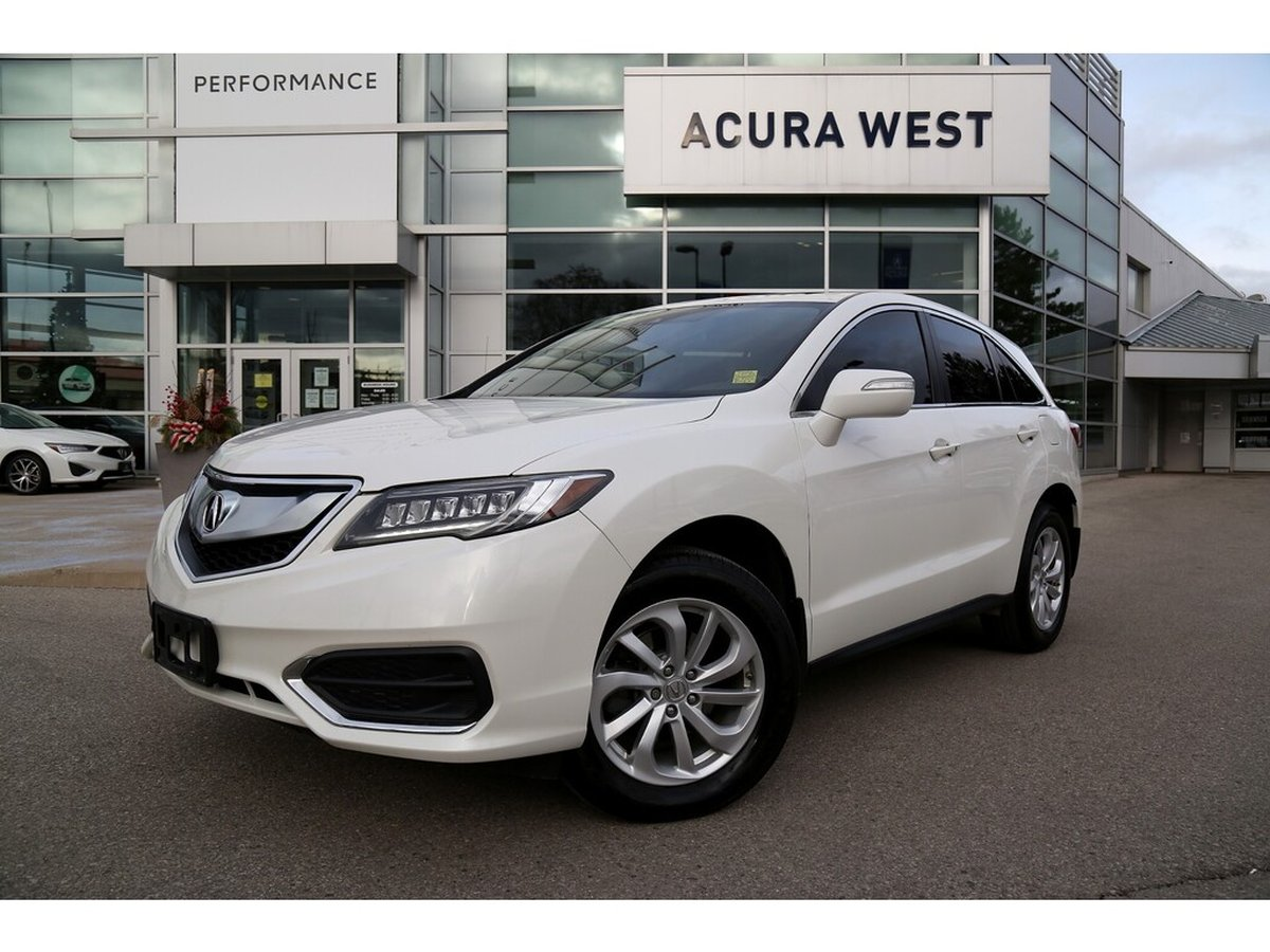 2017 Acura Rdx For Sale In London